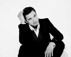 Sebastian Stan --- good lord is he ever sexy