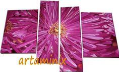 Tutto rosa #flowers #nature #pink #fuxia #love #gift #romantic #painting artaminix#art commission#pop #italianart #italy #colore_italiano #italia