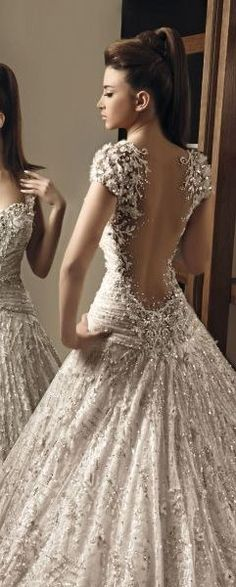 40 Sexy Lace Wedding Dresses Ideas For Your Romantic Wedding 24