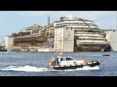 How They Remove Costa Concordia? Salvage Documentary HD