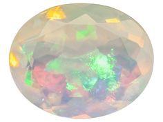 Ethiopian Opal Min 1.50ct 10x8mm Oval