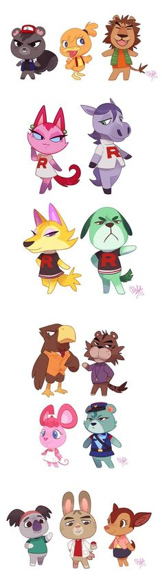 Pokémon Crossing