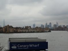 Canary Wharf  Greenwich London