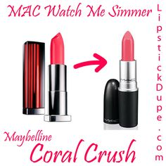 Maybelline-Coral-Crush-dupe-MAC-Watch-Me-Simmer-copy.jpg 1,000×1,000 pixels