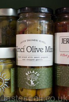 Pitted Vinci Olives