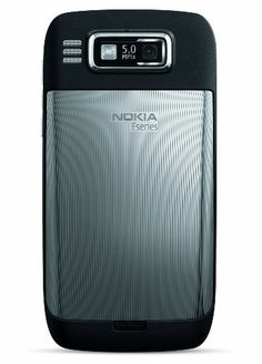 Buy Nokia E72 Unlocked Phone Featuring GPS with Voice Navigation - U.S. Version with Full Warranty (Zodium Black) USED for 100 USD | Reusell