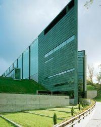 Awards 13 - Highly Commended.  Pekka Vapaavuori Vapaavuori Architects.  KUMU - Art Museum of Estonia