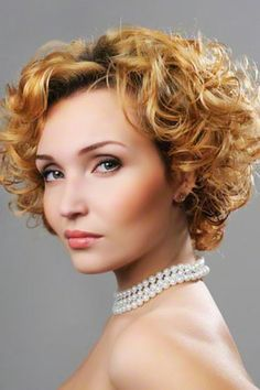 Bob Hairstyles : Short Curly Bob Hairstyles is Cute By Adding ...