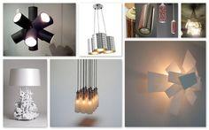 Vores mini: DIY Lampe / DIY Lamp