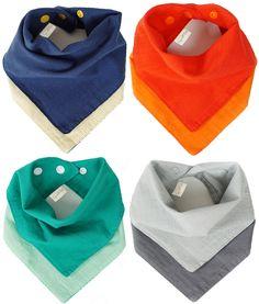 Frank Baby Toddler Unisex Absorbent Reusable Bandana Bibs Feeding Towel *au Fast Post* Baby Bibs & Burp Cloths