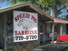 Speedi-Pig, Fayetteville GA | Marie, Let's Eat!