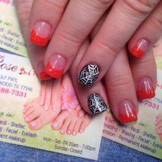 Halloween nails !