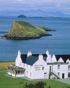 Duntulm Castle Hotel, Isle of Skye