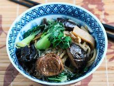 Vegetarian Buddha's Delight Recipe - Jeanette's Healthy Living