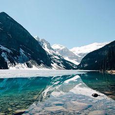 Lake Louise. Banff National Park. Alberta. Canada.