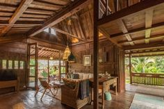 Check out this awesome listing on Airbnb: Beautiful & Authentic Teak 3bd - Houses for Rent in Ubud