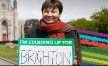 Re-Elect Caroline Lucas in Brighton Pavilion 2015