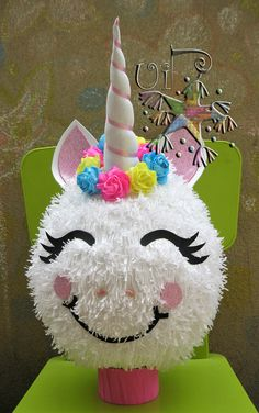 Unicorn Easter Pinata