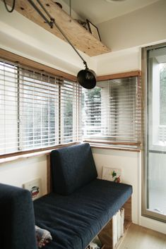 WORKS 117「ひとやすみ」日進市 – マンションリノベーションby EIGHT DESIGN Blinds, Curtains, Dining, Home Decor, Shutters, Insulated Curtains, Dinner, Meal, Blind
