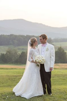 Charlottesville Wedding by Easton Events and Patricia Lyons, Part 2 « Southern Weddings Magazine