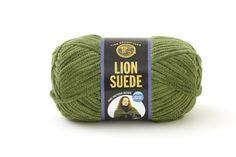 Lion Suede Mini Stole Pattern (Crochet) – Lion Brand Yarn Lion Brand Wool Ease, Lion Brand Yarn, Boucle Yarn, Wool Yarn, Crochet Lion, Free Pattern Download, Yarn Cake, Ribbon Yarn