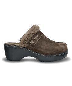 f44af0a0b Crocs Espresso   Black Crocs Cobbler Leather Clog - Women by Crocs