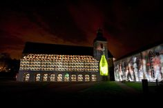 Projection Mapping with Leo Kuelbs