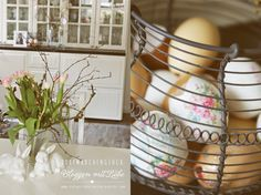 Easter Brunch, Vintage Paper, Paper Design, Decorations, Blogging, Easter Activities, Living Room, Dekoration, Ornaments