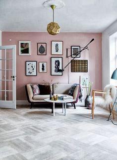 my scandinavian home: The beautiful on trend sitting room