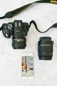 Best Cameras for Blogging / Affordable dSLR Cameras
