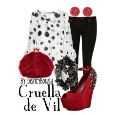 cruella de vil makeup | Collect Collect this now for later