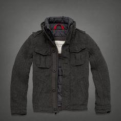 buell mtn jacket / a&f