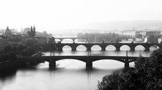 Eternal Prague | by Lukas Krasa Prague Czech Republic, Life Photography, Garden Bridge, Cinematography, Storytelling, Outdoor Structures, Explore, Landscape, Street