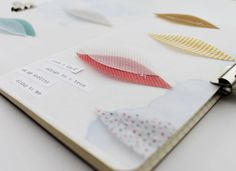 get messy art journal blog hop — bananafishstudio
