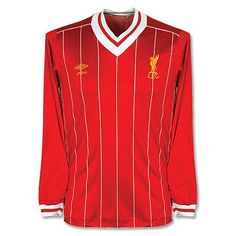 Liverpool Football Gifts - great gifts and training items - Liverpool FC Retro Football Shirts, Retro Shirts, Vintage Football, Soccer Kits, Football Kits, Nike Football, Liverpool Fc Kit, Liverpool Football Club, This Is Anfield