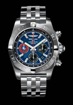I dont normally like Breitlings but this is quite interesting. They kind of stole the top gun brand from under the nose of IWC...