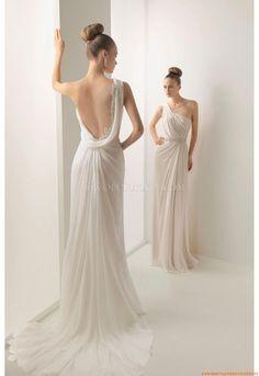V-neck Sexy Schöne  Elegante Brautkleider 2014