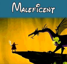 Maleficent from Sleeping Beauty | A Definitive Ranking Of The Most Horrific Disney Villain Deaths