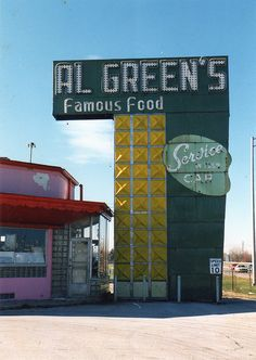 The last days of Al Green's-1992 by mrgraphic2, via Flickr