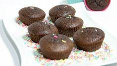 Muffin al Cacao Senza Burro – Muffin per celiaci