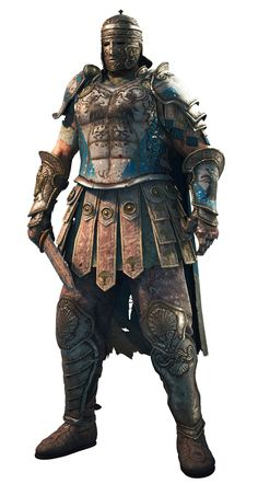 Centurion Ally of the Knights of the Iron Legion of Ashfeld, For Honor.