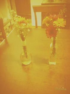 Floreros para cumple