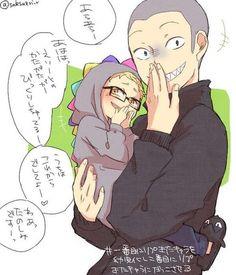 #Haikyu! OMGosh their faces are too precious. Tsukima is too precious for this world.