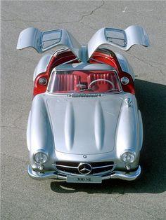 Mercedes-Benz 300 SL Gullwing Coupe, 1954-57