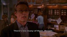 Buffy the Vampire Slayer. I feel you, Giles.