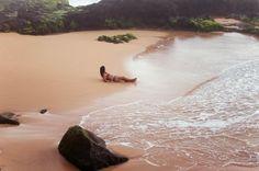 This remote Kauai beach is the North Shoreʻs best-kept secret.