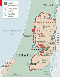 Israel, Palestine and Hebron: Not so easy | The Economist