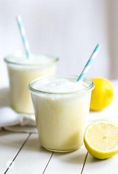Shake mit Buttermilch und Zitrone