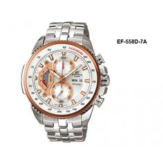 A gift for the groom: Casio Edifice watch for R870.00