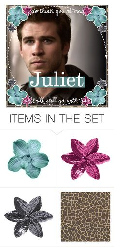 """Icon #37 Juliet"" by never-say-never1d ❤ liked on Polyvore featuring art and CintiasIcons"